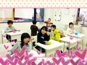 英語で過ごす学童塾